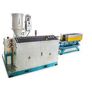 Single Wall Bellows Making Machine