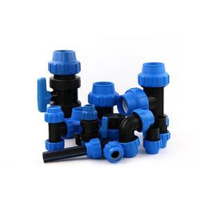 PE Pipe Reducing Couplings Drip Irrigation