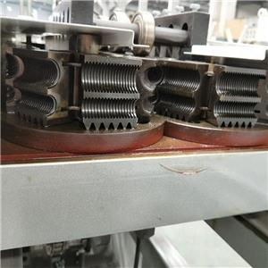 Double Wall Bellows Making Machine
