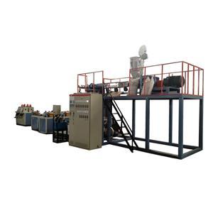 Línea de producción de cinta de riego por microaspersión