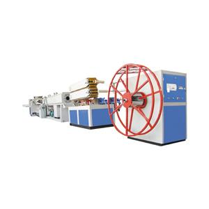 Water Zone Making Machine