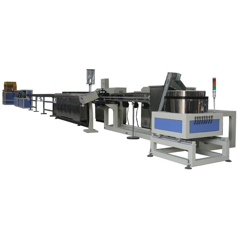 Línea de producción de cinta de riego por goteo plana interna-velocidad más alta