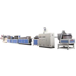 Inner Flat Drip Irrigation Tape Production Line-Standard Speed