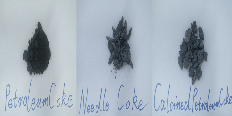 Imported needle coke