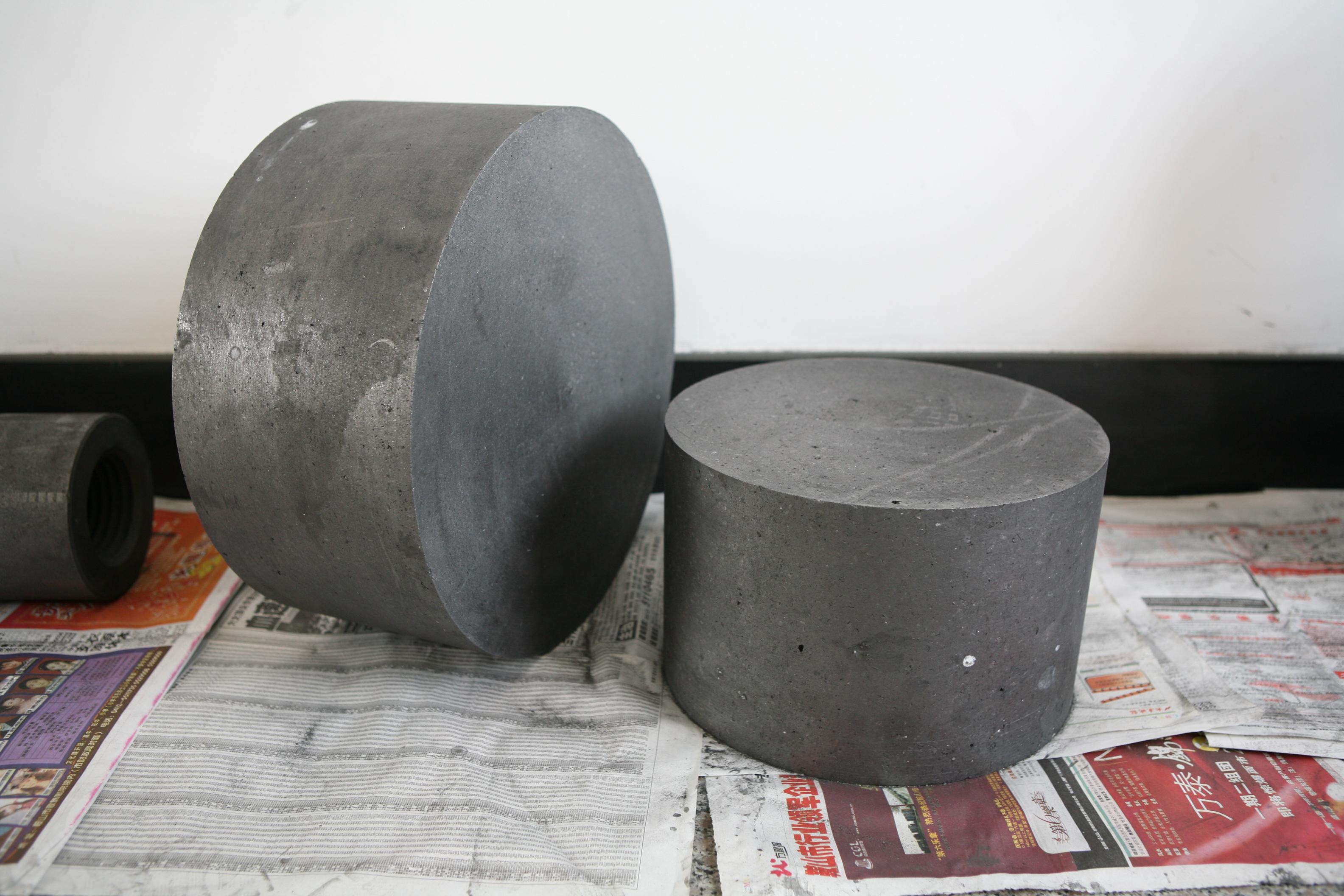 RP graphite block