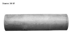 电弧炉EDM 直径 350毫米石墨电极