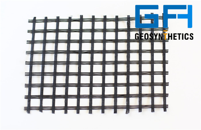 Fiber Glass Biaxial Geogrid