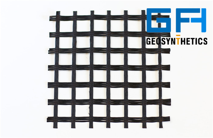 Durable PET Biaxial Geogrid