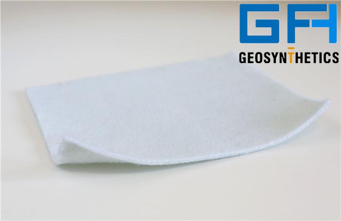 PET-stapelvezel Niet-geweven geotextiel