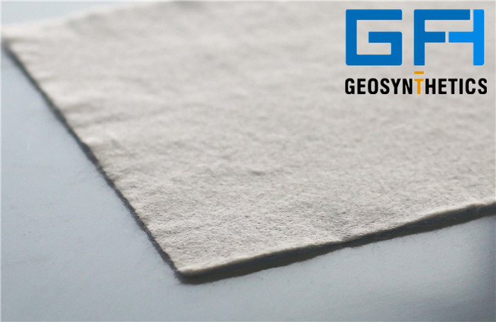 PET Long Fiber Nonwoven Geotextile