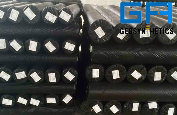 Nonwoven Geotextile for filtration