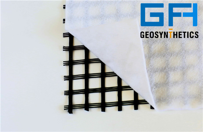 Composite Glass Fiber Geogrid