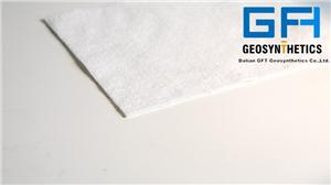 PET Staple Fiber Nonwoven Geotextile
