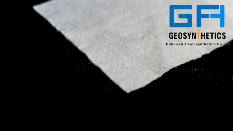 PET Long Fiber Needle Punched Non Woven Geotextile,GeoFanTex™️ GFE,PET staple fiber