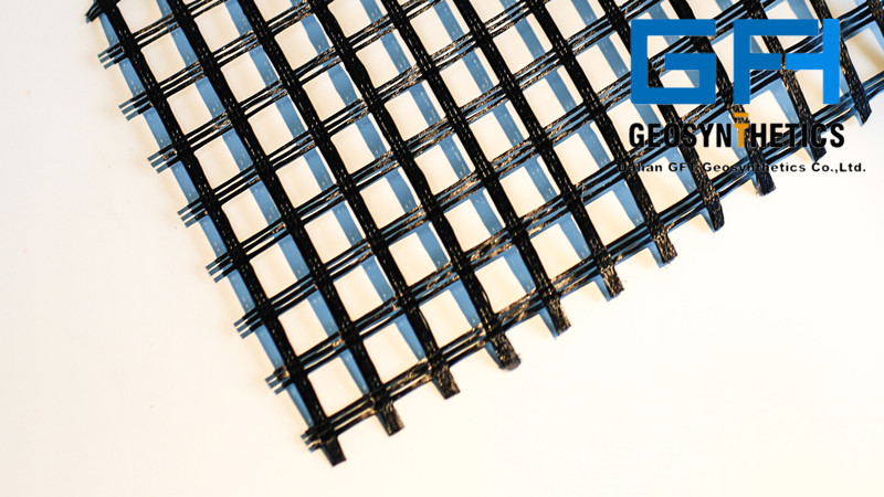 Glass Fiber Biaxial Geogrid