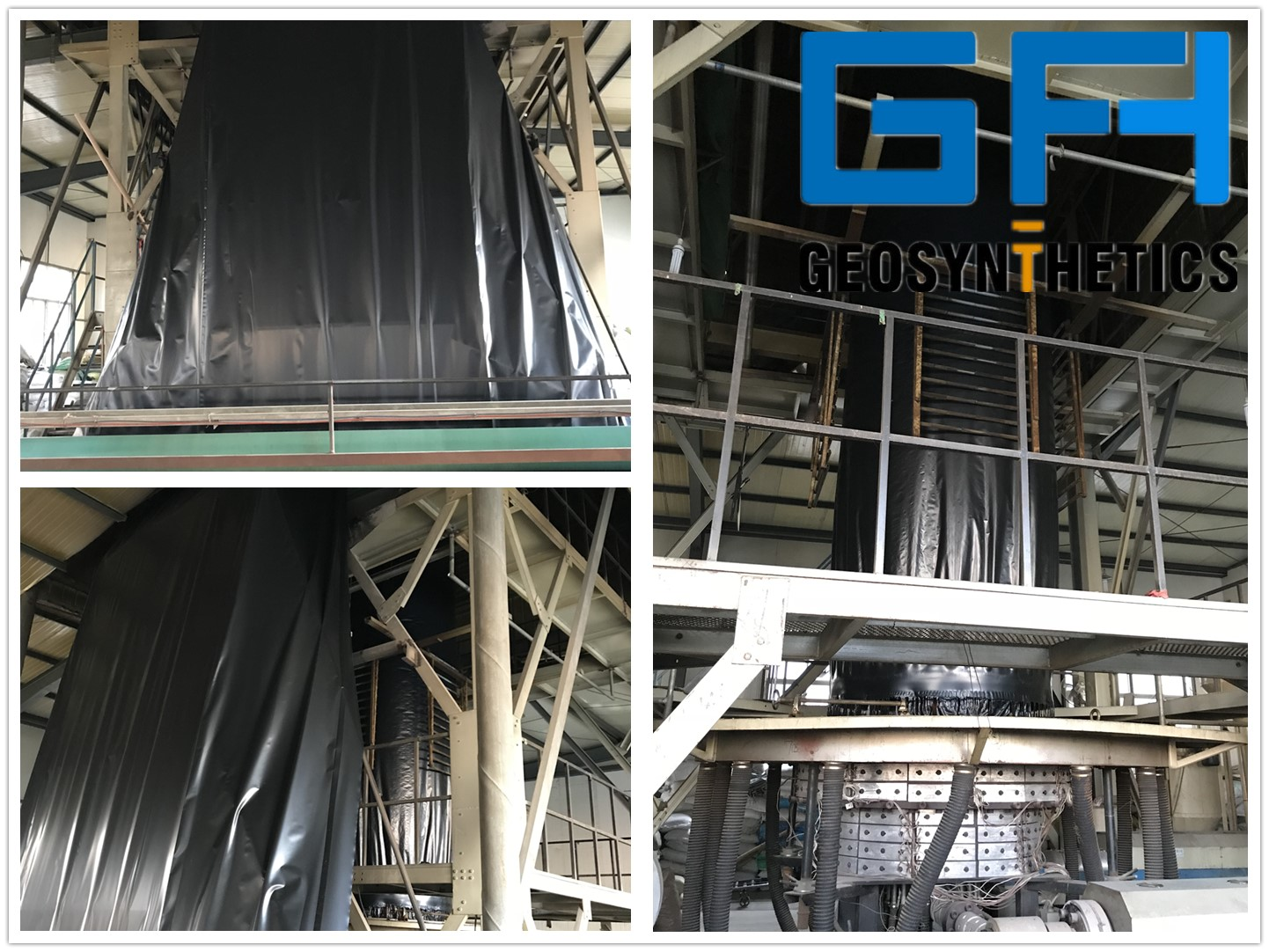 Professional HDPE Geomembrane