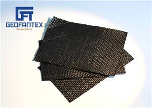 Plastic PP Woven Geotextile Fabric