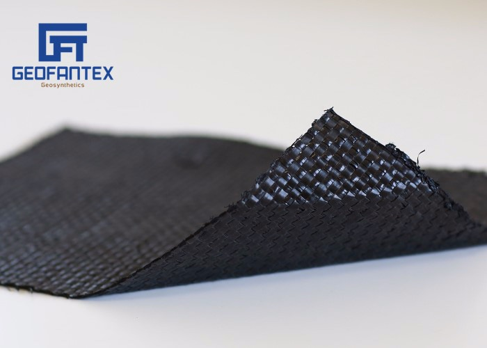 PP Mono Filament Woven Geotextile Fabric