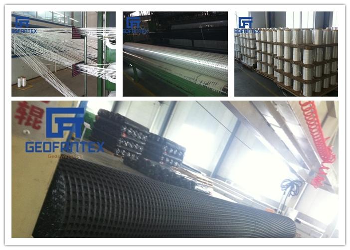 Fiberglass Geogrid factory
