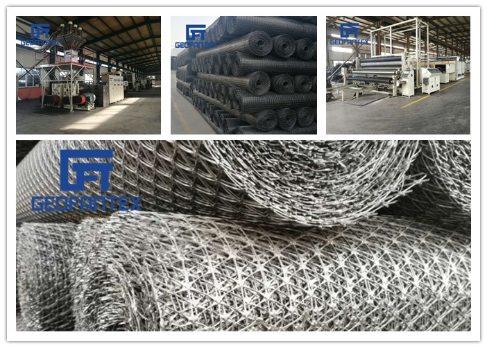 Buy PP Uniaxial Geogrid