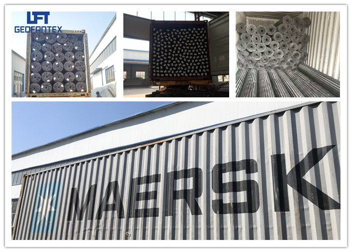 Geonet Composites for drainage system