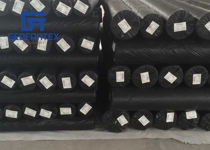 Mini Roll Nonwoven Geotextile Supply