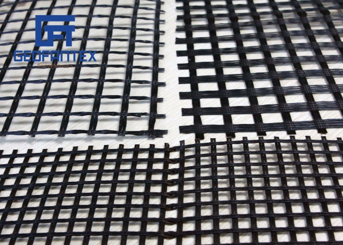 fiber glass Geogrid