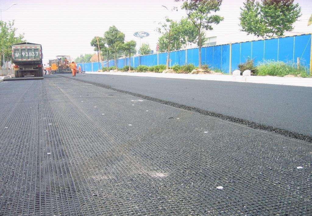 Geogrid Applications