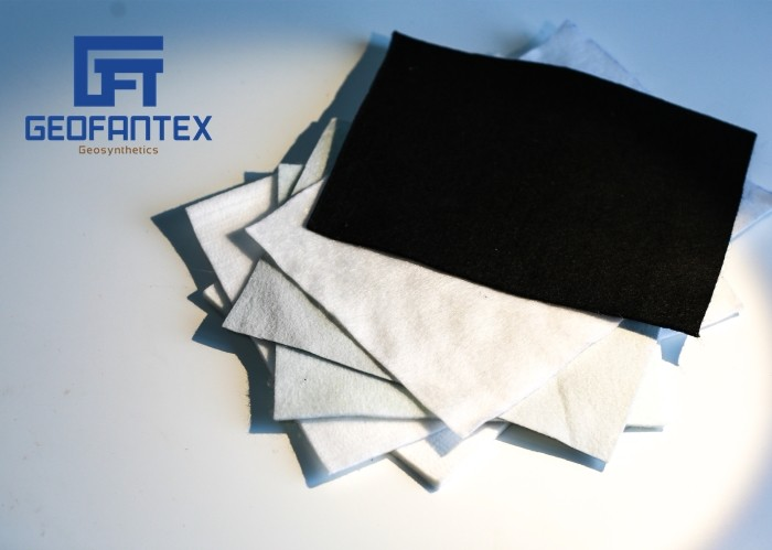 Geotextile laying basic and process requirements
