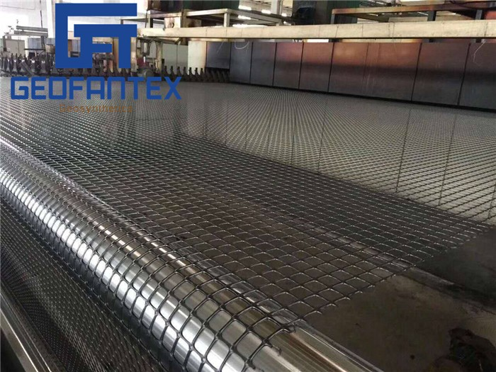 Standard Practice for Construction of Geogrid for Subgrade Engineering