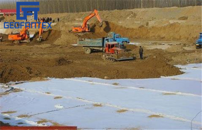 One Word: Geotextile