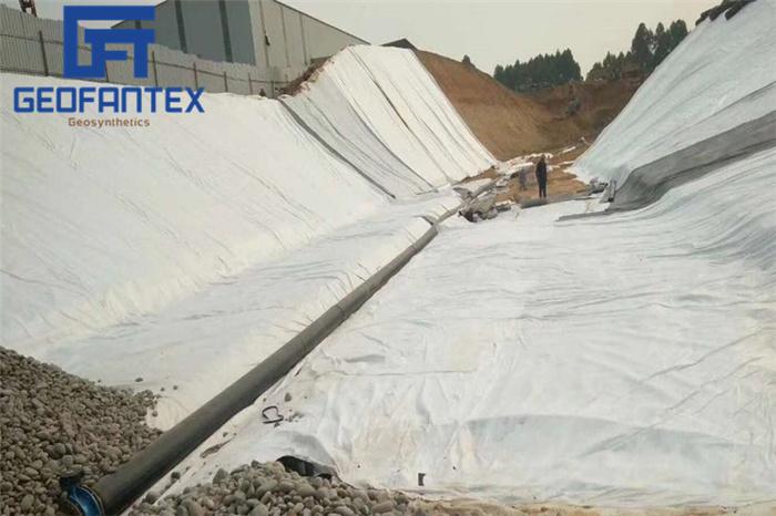geotextile drainage