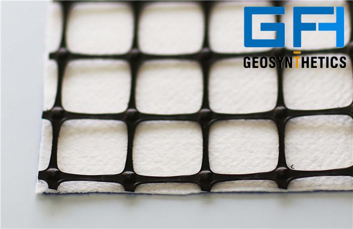 Composite Plastic Geogrid