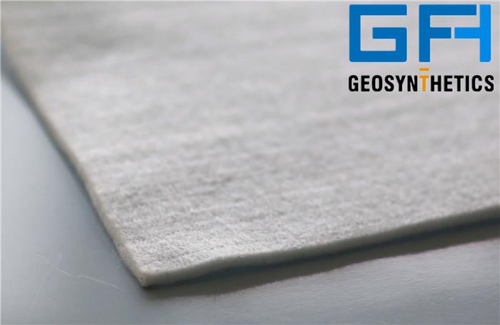 Geotêxteis não tecidos