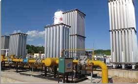 LNG Tank Gas Supply System