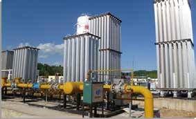 液化天然气罐气供应系统