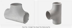 镍基不锈钢复合三通