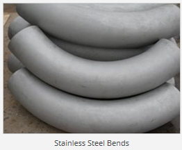 Nickel-stainless Clad Bend