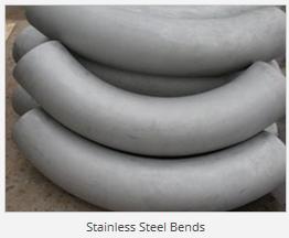 Tikungan Berpakaian Nikel-stainless