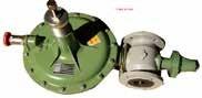 Regulator tekanan seri Raygas R140