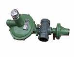 Pengatur tekanan seri Raygas R47