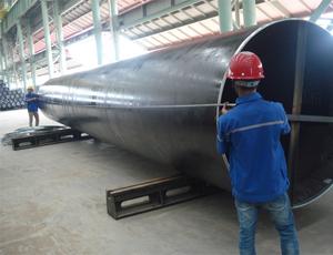 BS EN10219-1 Welded Pipe