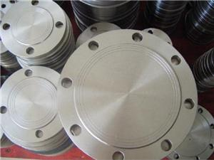 BS EN1092 Blind Flange