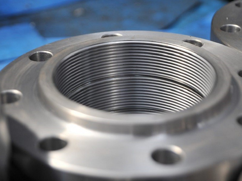 DIN 2527 Threaded Flange