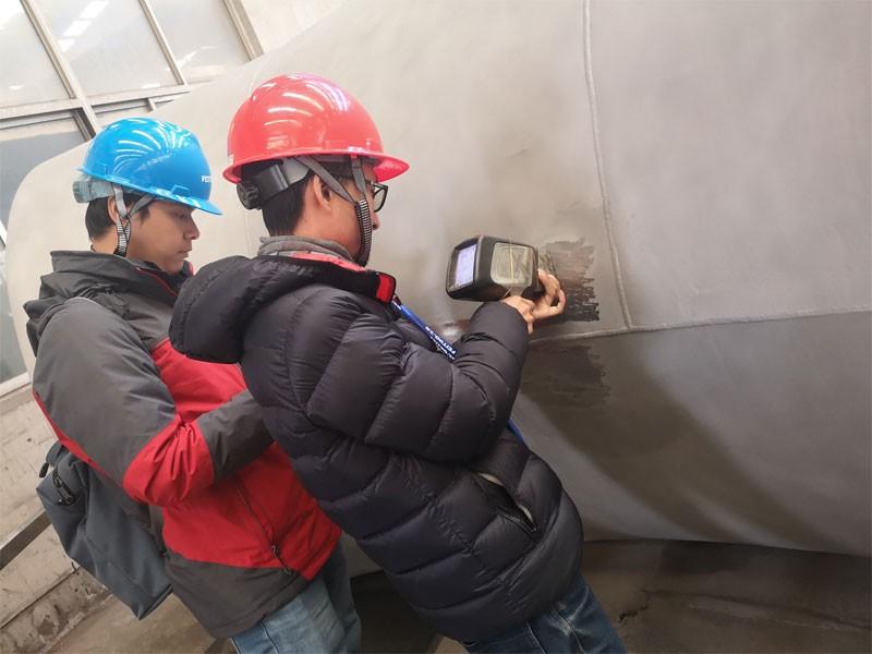 Clientes da Tailândia visitaram a fábrica de Xangai