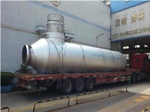 Ningbo lebih banyak propana dan karbon 4.Utility propane dehydrogenation proyek mixer Pemulihan Panas Limbah