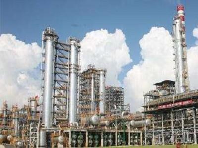 Yunnan 10 millions de tonnes de projet de raffinerie de pétrole dans la récupération d'hydrocarbures légers