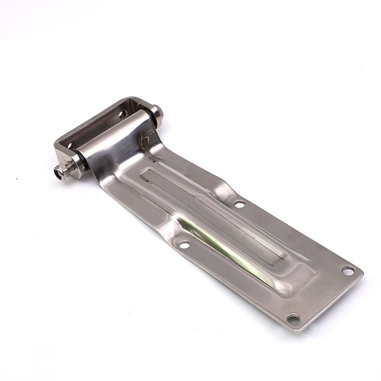Pickup truck hinge transport container parts hinge