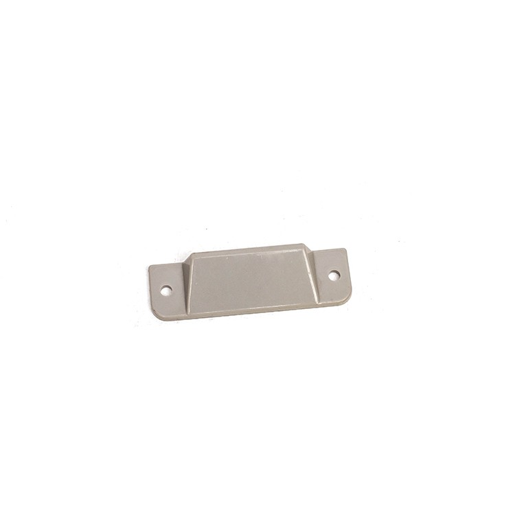 Aluminum guard plate for truck body parts