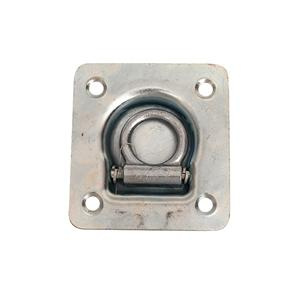 Galvanized Truck Tie Down Recessed Pan Fitting
